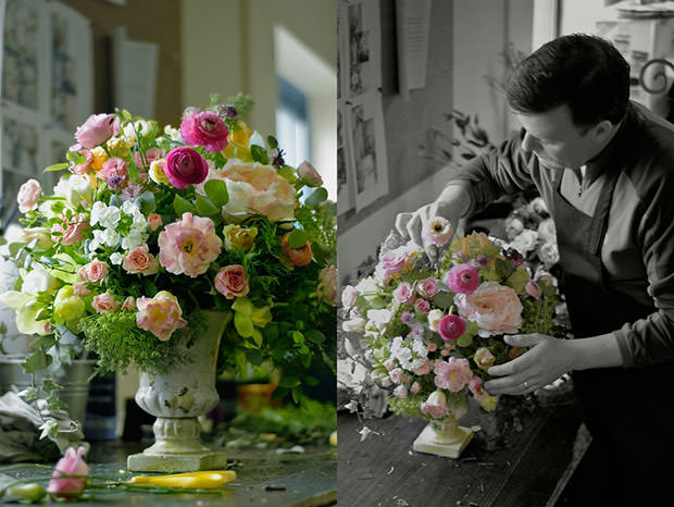 The French Touch Bespoke Wedding Flowers